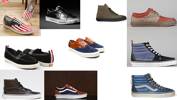 top ten vans shoes