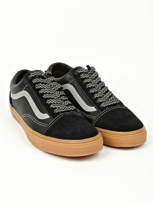 Vans Old Skool Black Laces