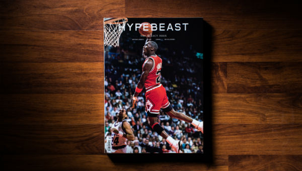 Hypebeast Magazine: The Legacy Issue