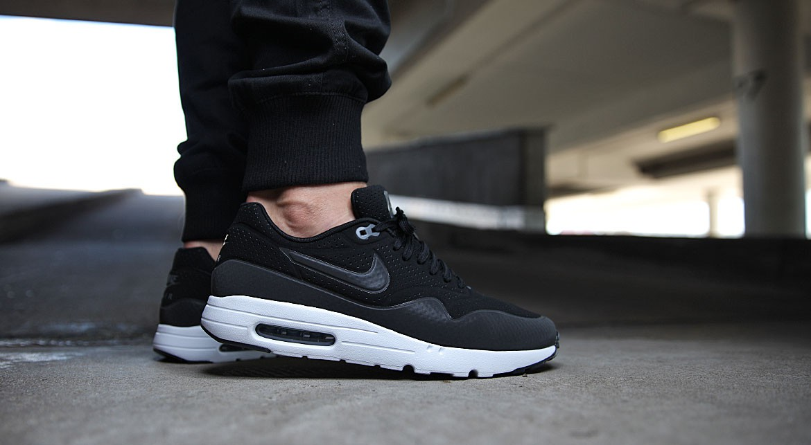 newest 151fa 8fde1 ... new arrivals nike air max 1 ultra moire black grey 6d7ff 81a43