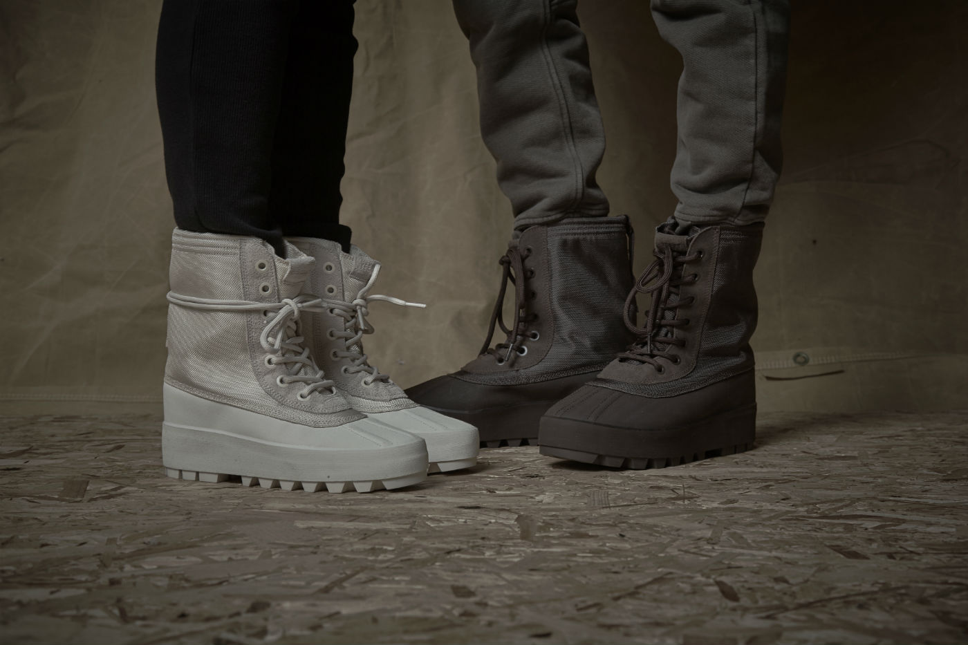 Adidas Yeezy 950 On Feet
